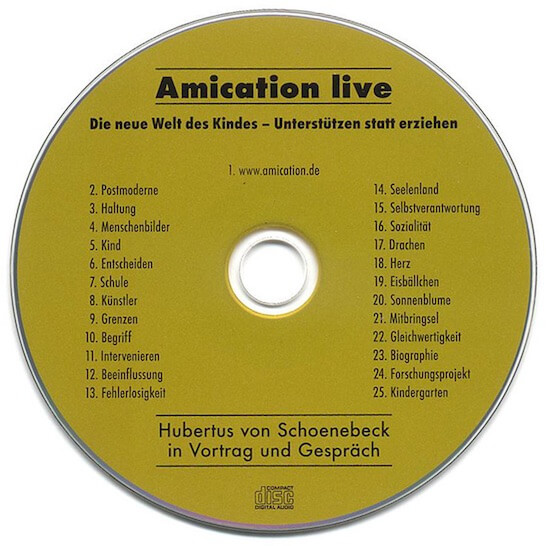 Amication live CD