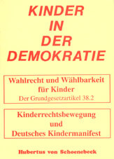 Kinder in der Demokratie